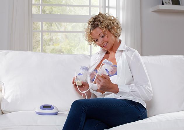 Extragerea și stocarea laptelui matern